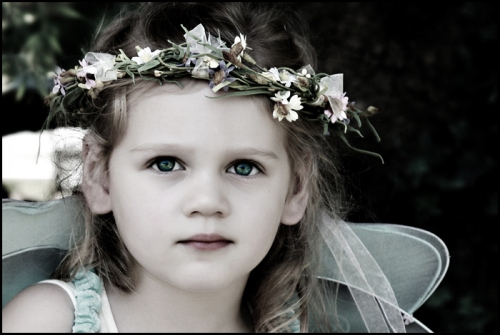 woodland faery